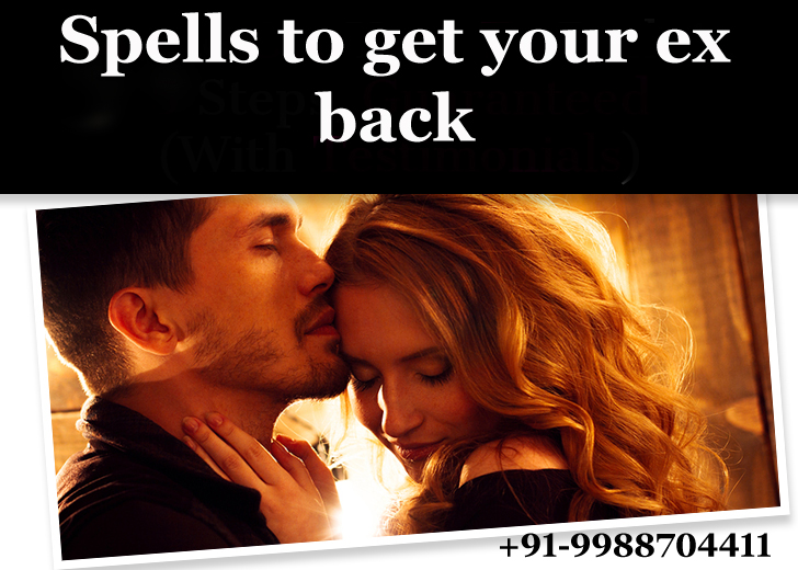Spells to get your ex back | simple spells to bring back a lover