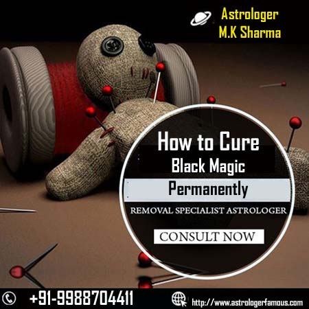 How to cure black magic permanently