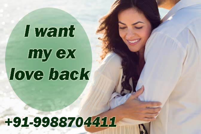I want my ex love back