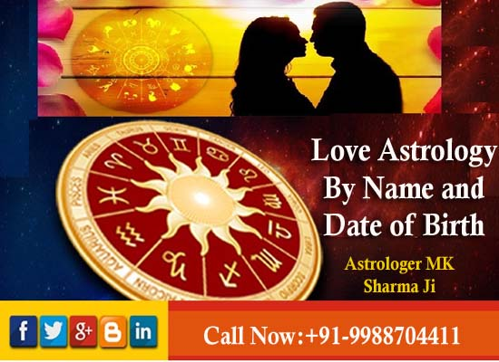 Love astrology by name and date of birth