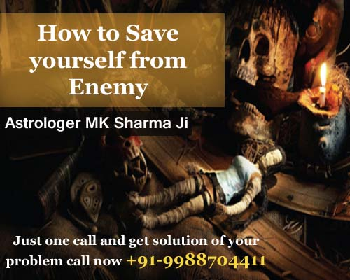How to save yourself from enemy