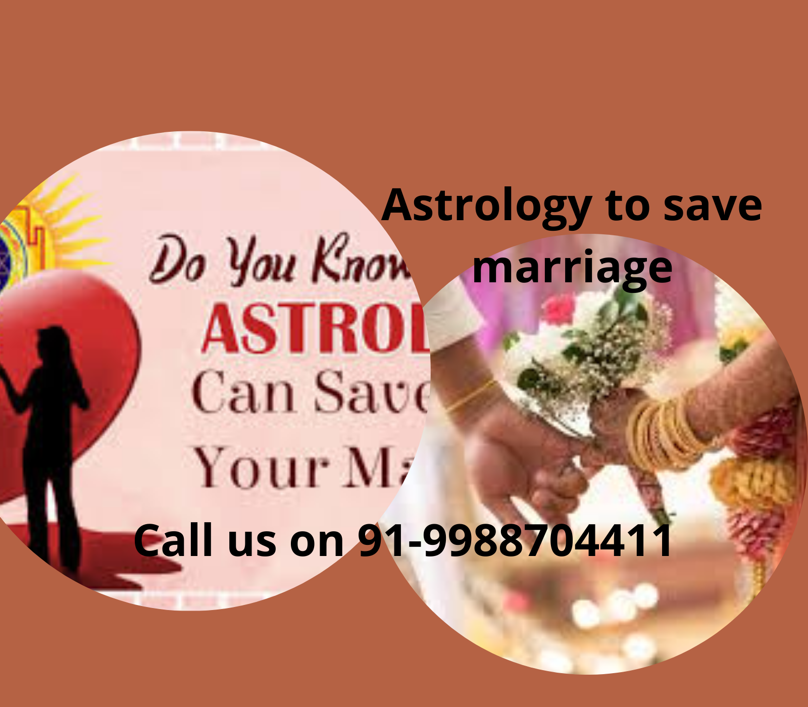 Astrology to save marriage