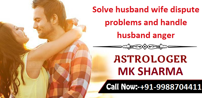 Solve husband wife dispute problems and handle husband anger